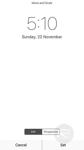 ẩn ứng dụng trên thiết bị chạy iOS 9 1