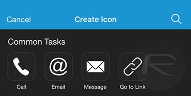 ẩn ứng dụng trên thiết bị chạy iOS 9 4