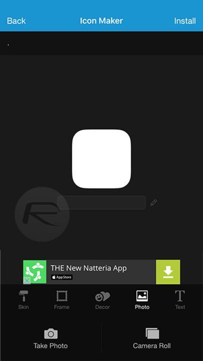 ẩn ứng dụng trên thiết bị chạy iOS 9 5
