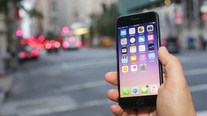 sửa iPhone, iPad bị chậm