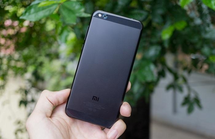 Mua trả góp Xiaomi Mi 5C c