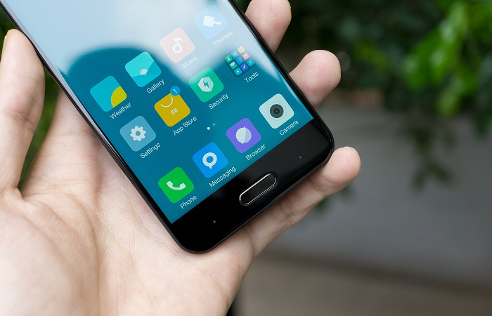 Mua trả góp Xiaomi Mi 5C 3