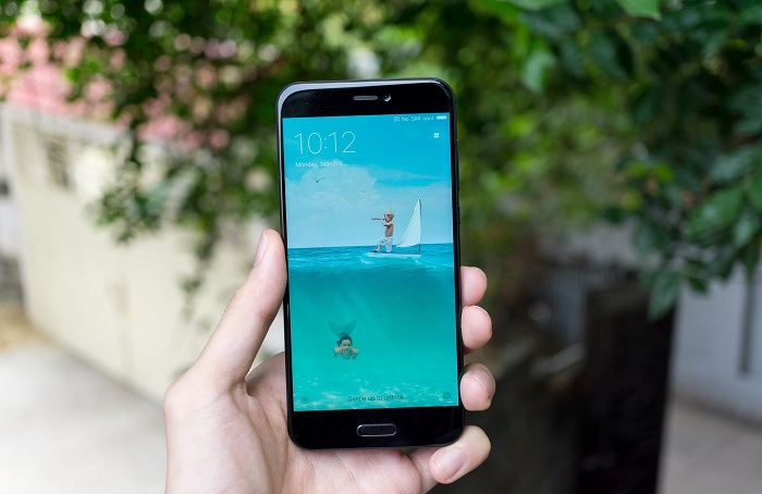 Mua trả góp Xiaomi Mi 5C