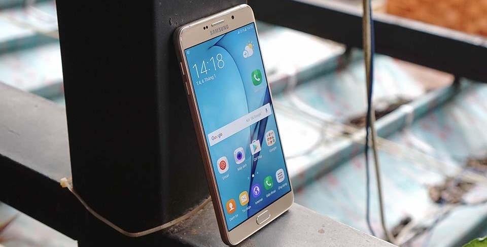 Samsung Galaxy đời cũ 8