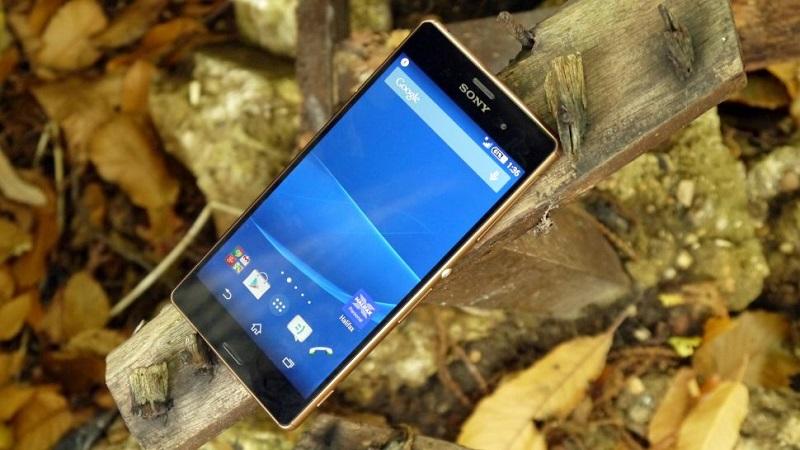 Sony Xperia Z4 Au Nhật