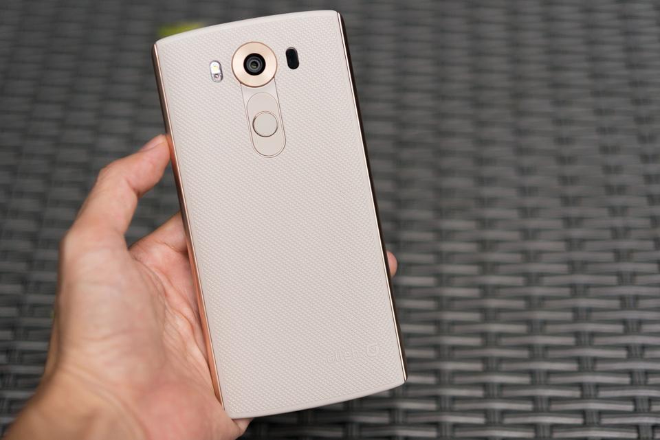 Mua LG V10 2 sim
