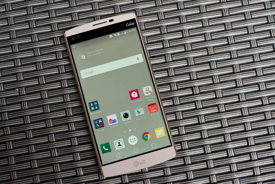 Điện thoại LG V10 2 sim