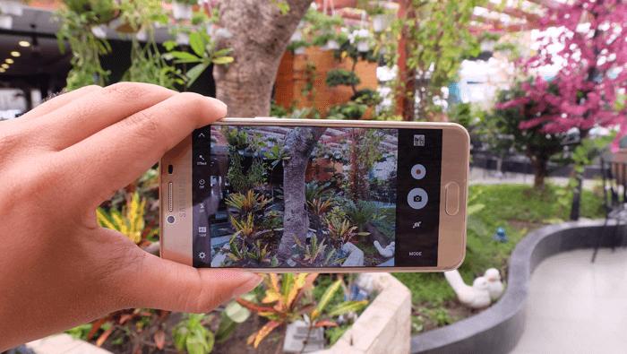 Mua Samsung Galaxy C5