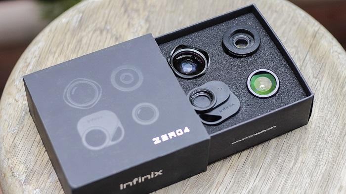 Trên tay Infinix Zero 4 d
