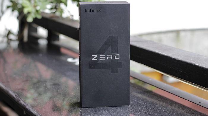 Trên tay Infinix Zero 4 3