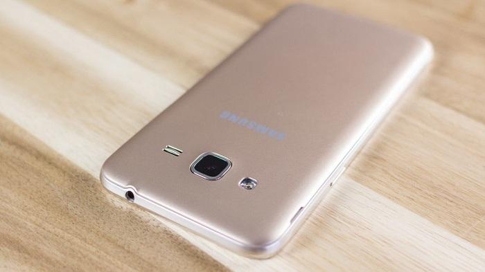 Camera chính của Samsung Galaxy J3 Pro