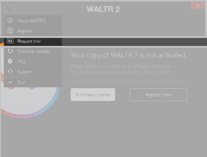 chương trình Waltr 2