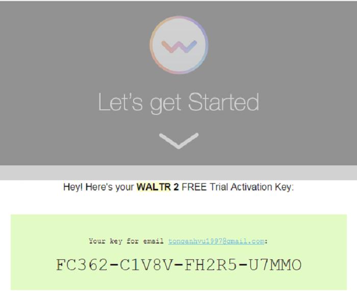 key Waltr 2