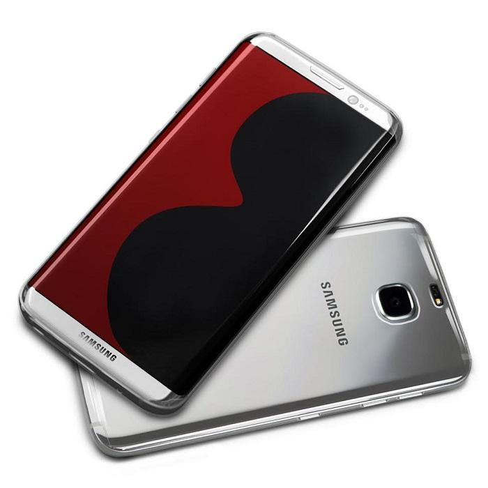 thiết kế Samsung Galaxy S8
