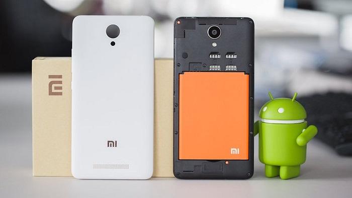 kiểm tra chất lượng máy Xiaomi Redmi Note 2