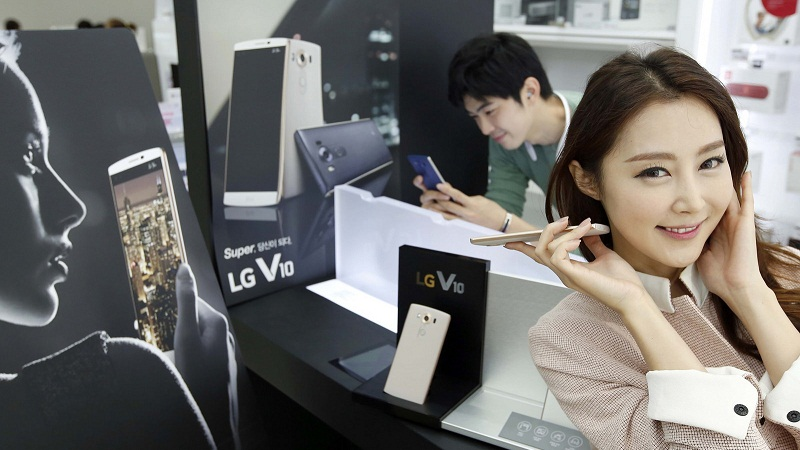 LG V10 cấu hình
