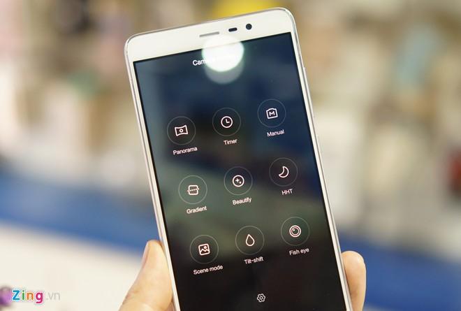 Trên tay Xiaomi Redmi Note 3 Pro 8