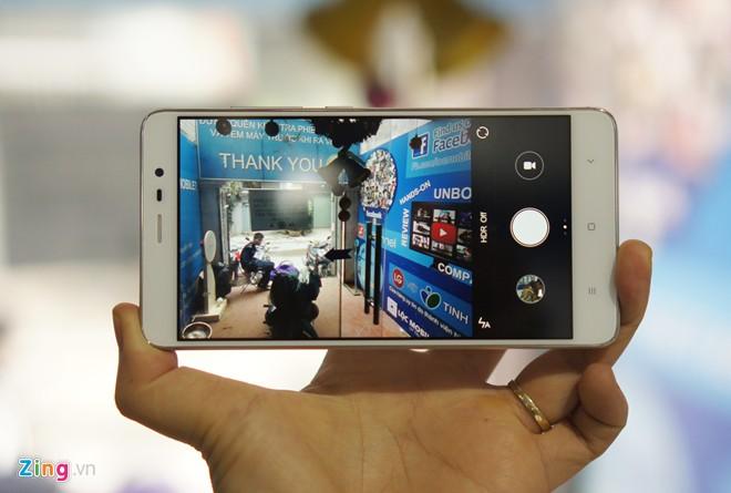 Trên tay Xiaomi Redmi Note 3 Pro 9