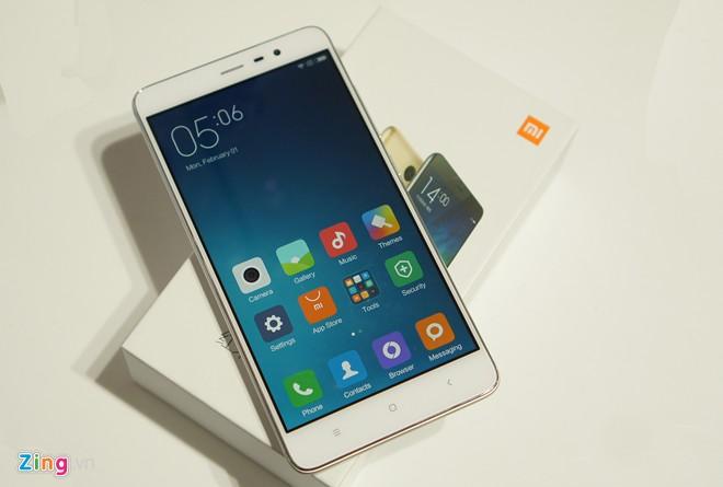 Trên tay Xiaomi Redmi Note 3 Pro 10