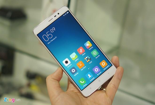 Trên tay Xiaomi Redmi Note 3 Pro 11