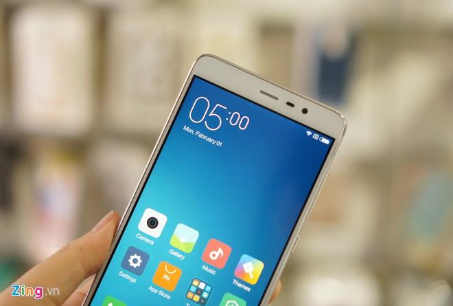 Trên tay Xiaomi Redmi Note 3 Pro 2