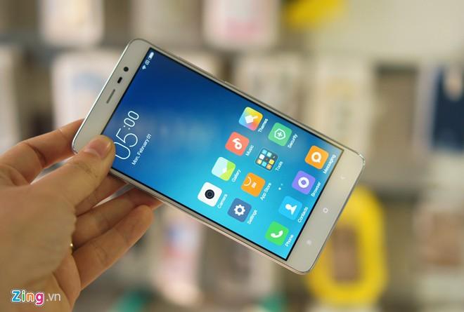 Trên tay Xiaomi Redmi Note 3 Pro 3