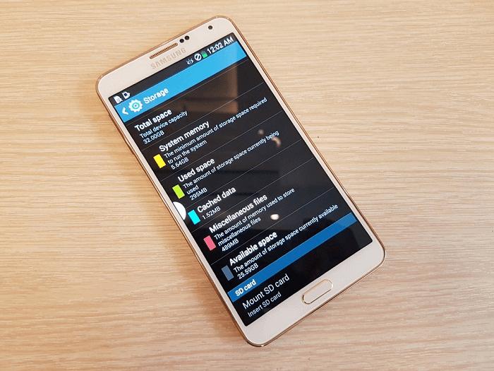 Samsung Galaxy Note 3 giá 4 triệu 3