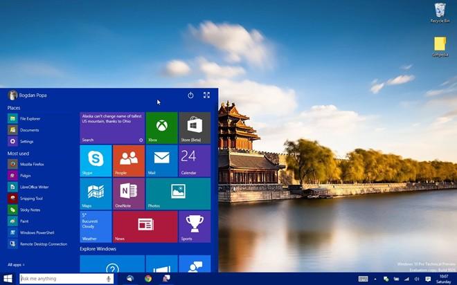 Microsoft từng bị chỉ trích vì bỏ nút Start trên Windows.