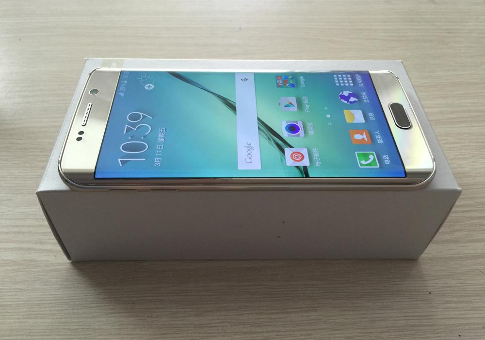 khui hộp Samsung Galaxy S6 Edge Au 5