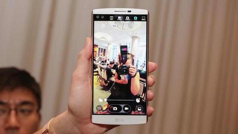 Mẹo khắc phục 6 lỗi trên LG V10