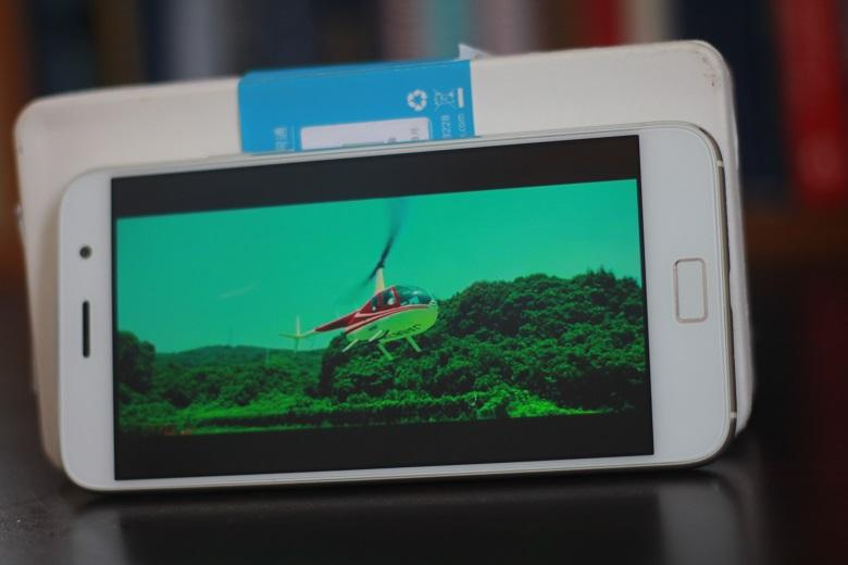Video trên Lenovo ZUK Z1