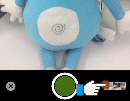Mẹo chụp ảnh xóa phông trên iPhone 6S: Bước 6