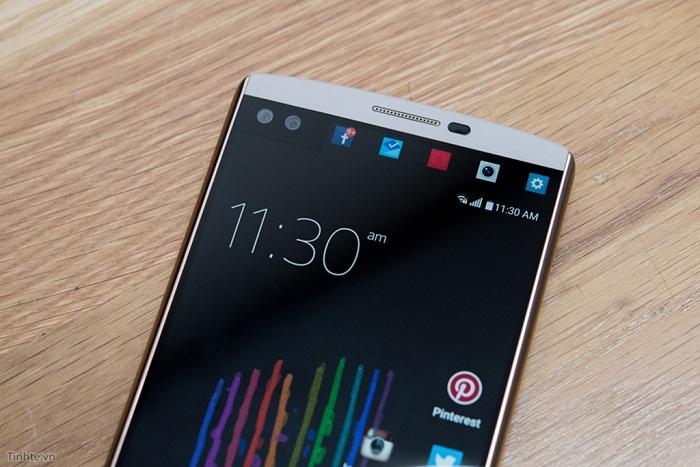 siêu phẩm LG V10 giá tốt