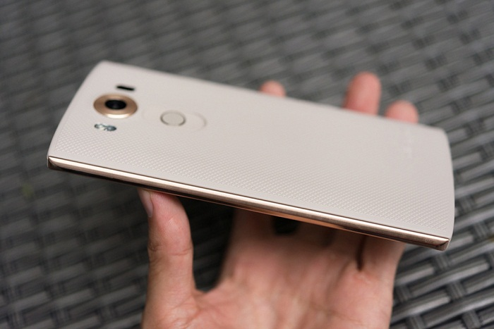 siêu phẩm LG V10 bí mật