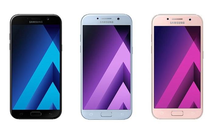 Samsung Galaxy A 2017 3