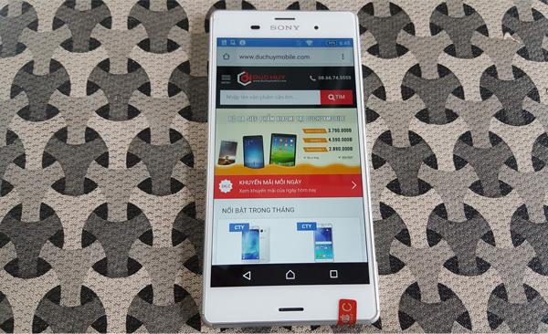 smartphone Sony bán chạy 2