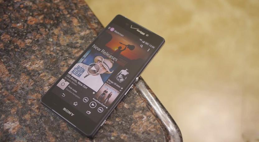 smartphone Sony bán chạy 5
