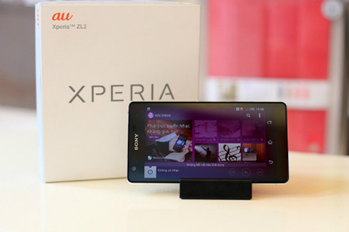 smartphone Sony bán chạy 7
