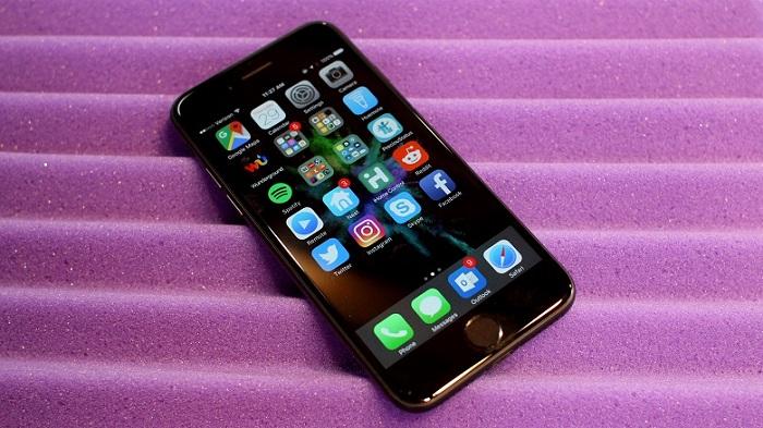 iPhone 7 cũ có khả năng chống nước