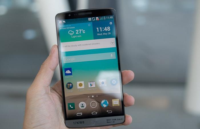 LG G3 và LG G4