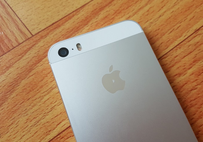 Camera iPhone 5s