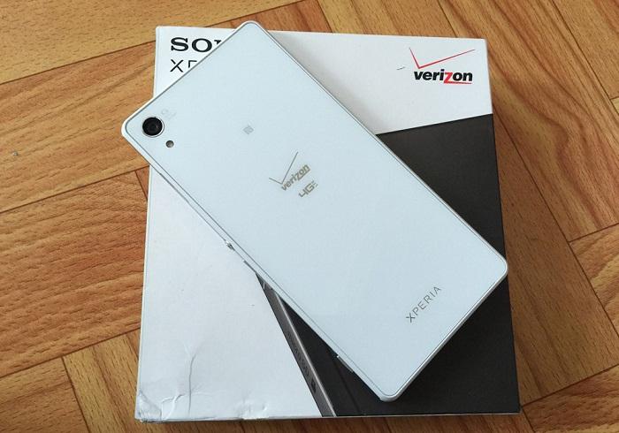 Sony Xperia Z3v được ưa chuộng 5