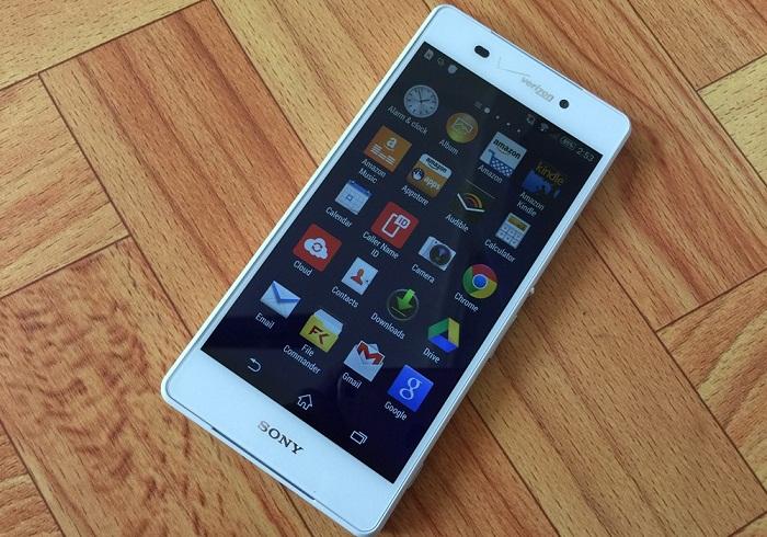 Sony Xperia Z3v được ưa chuộng 6