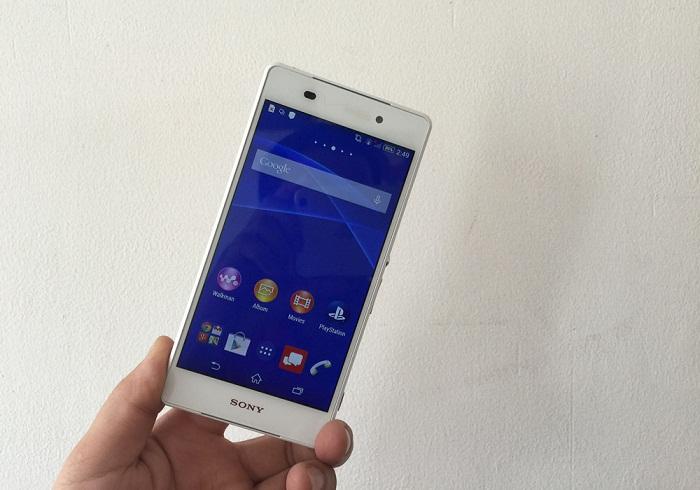 Sony Xperia Z3v được ưa chuộng 1