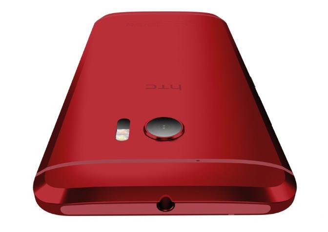 HTC 10 giá màu đỏ