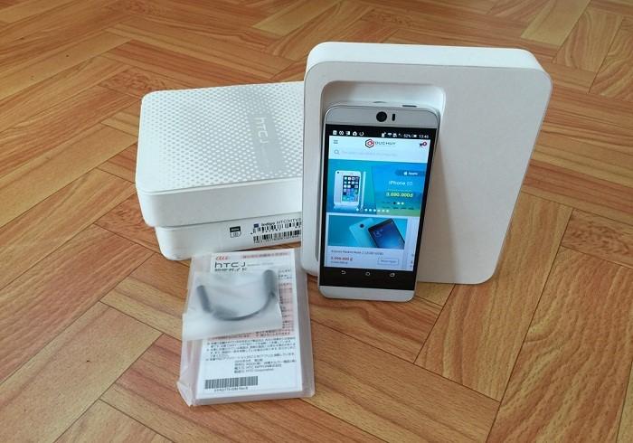HTC J Butterfly 3HTV31