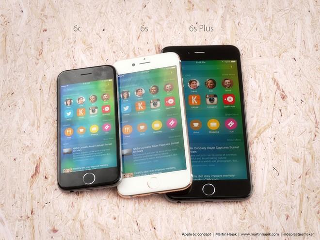 iPhone 6C chip