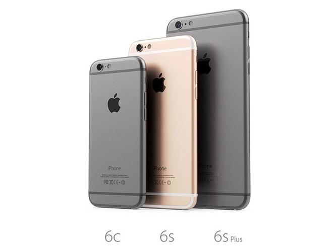 iPhone 6C giá