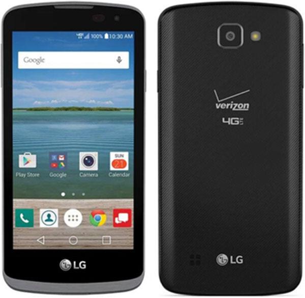 LG Optimus Zone 3 ra mắt