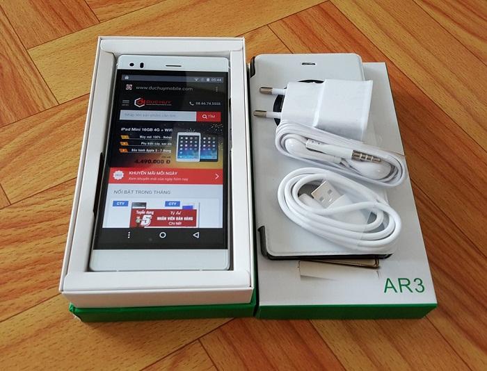 smartpone màn hình hd 1